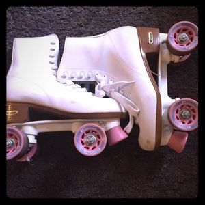 Nwot skates worn once or twice in house